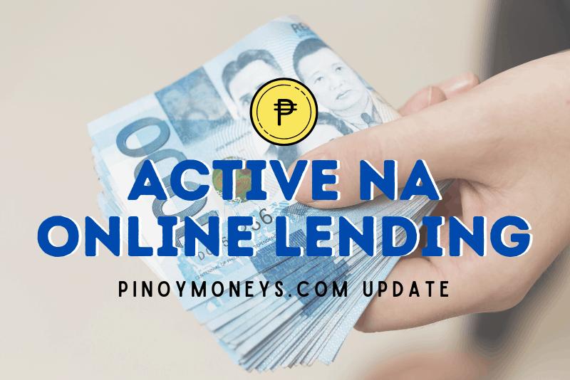 Mga online loans na nagpapautang parin