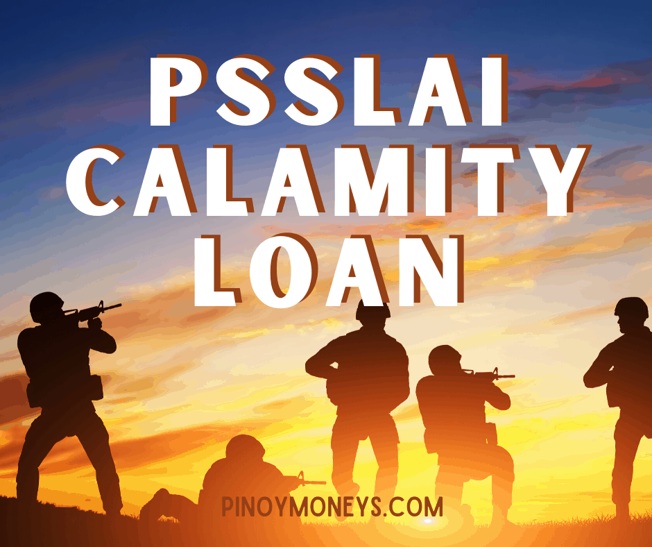 PSSLAI Calamity Loan: A Way to Pay Tribute to PNP and BFP Frontliners