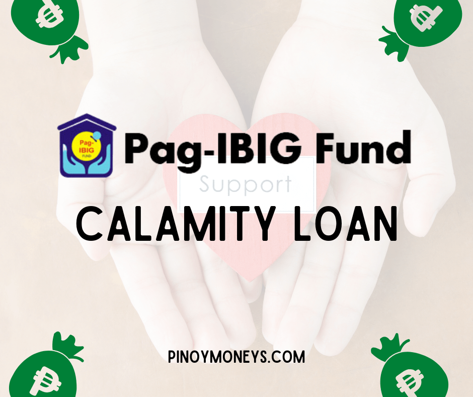 Pag-Ibig Calamity Loan During COVID 19
